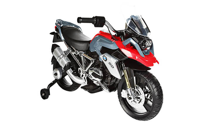 2 אופנועים ממונעים לילדים