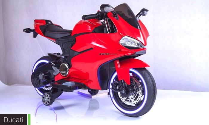 3 אופנועים ממונעים לילדים