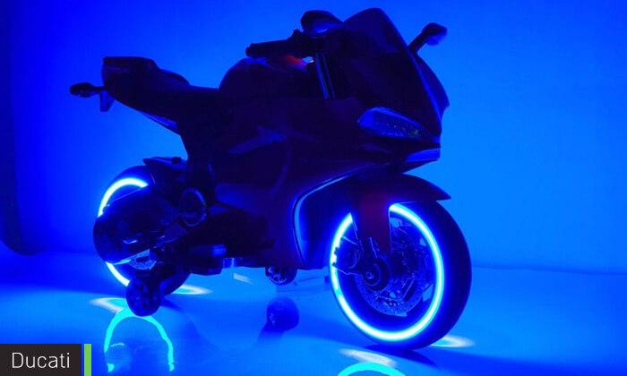 4 אופנועים ממונעים לילדים