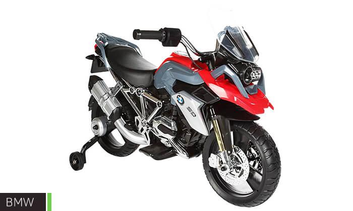 5 אופנועים ממונעים לילדים