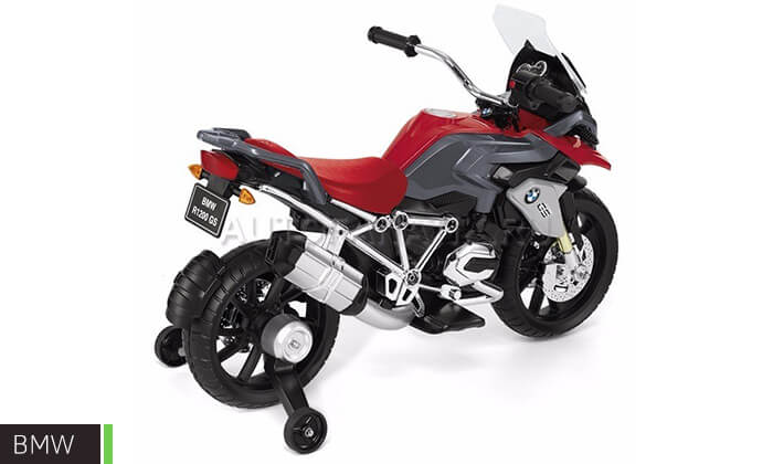 6 אופנועים ממונעים לילדים