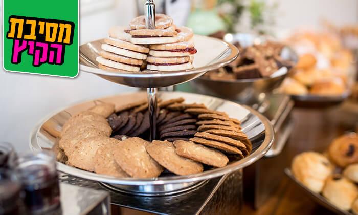 5 ארוחת בוקר עשירה ומגוונת במלון רימונים טאואר רמת גן