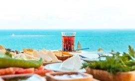 ארוחה במלון לאונרדו פלאזה חיפה