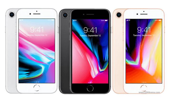 2 סמארטפון iPhone 8 בנפח 64GB /256GB - משלוח חינם!