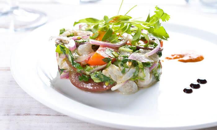 12 ארוחה זוגית בלה סרדין, מסעדת דגים במרינה אילת