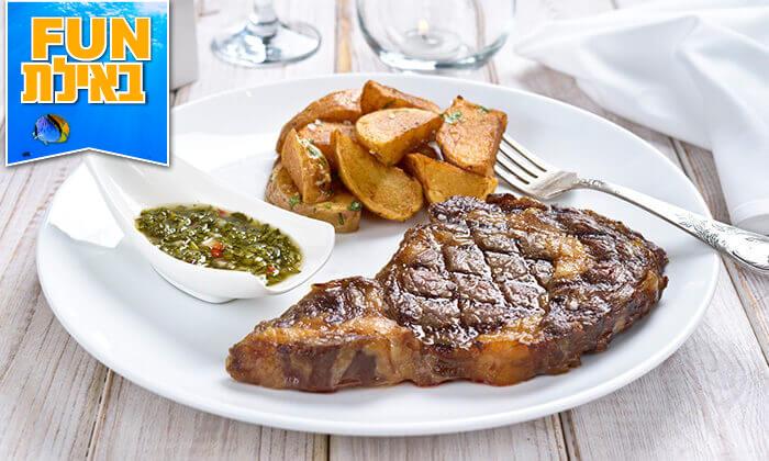 11 ארוחה זוגית בלה סרדין, מסעדת דגים במרינה אילת