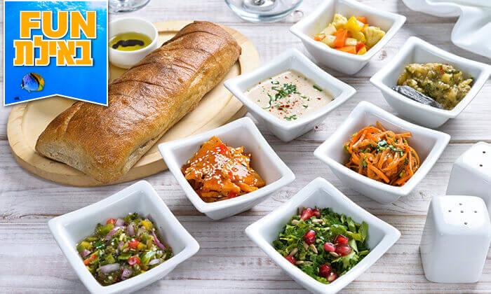 13 ארוחה זוגית בלה סרדין, מסעדת דגים במרינה אילת