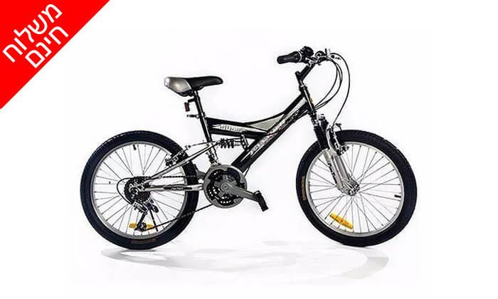 2 אופני הרים - משלוח חינם!
