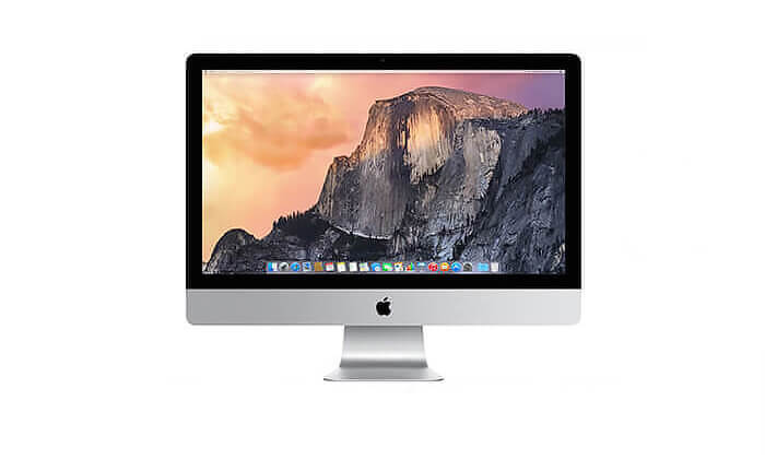 "3 מחשב נייח ""Apple iMac AIO 27"