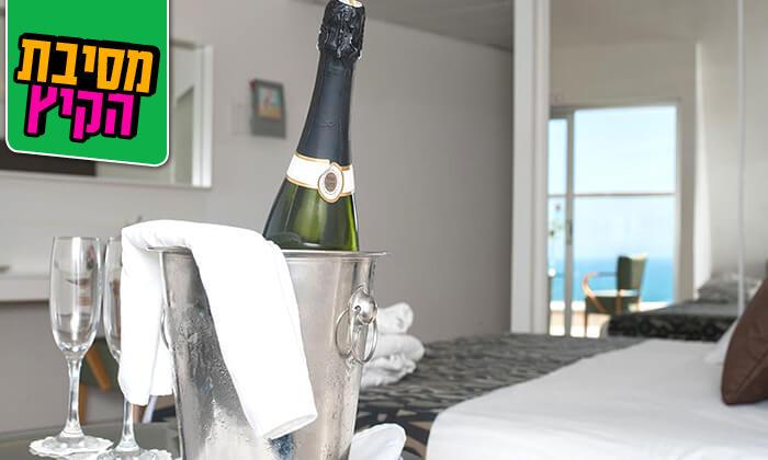 14 יום ספא ב-SeaSide SPA - מלון הרלינגטוןאשקלון