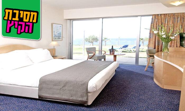 15 יום ספא ב-SeaSide SPA - מלון הרלינגטוןאשקלון