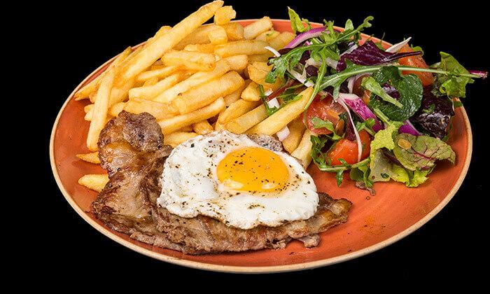 4 ארוחה זוגית במסעדת צ'יריפום הכשרה של השף אבי לוי