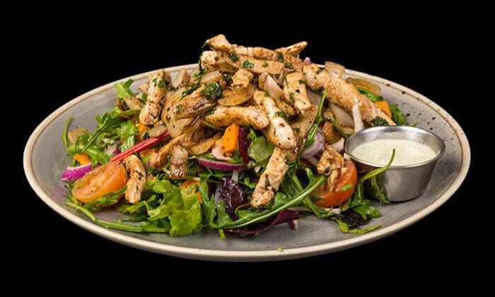 7 ארוחה זוגית במסעדת צ'יריפום הכשרה של השף אבי לוי