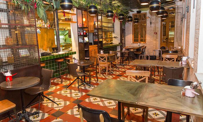 13 ארוחה זוגית במסעדת צ'יריפום הכשרה של השף אבי לוי