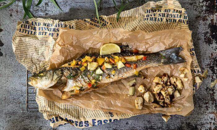 2 ארוחה זוגית במסעדת בני הדייג, כפר הים, חדרה