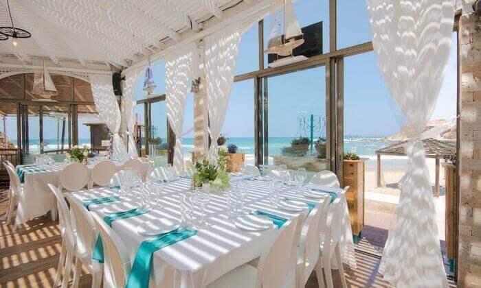 6 ארוחה זוגית במסעדת בני הדייג, כפר הים, חדרה