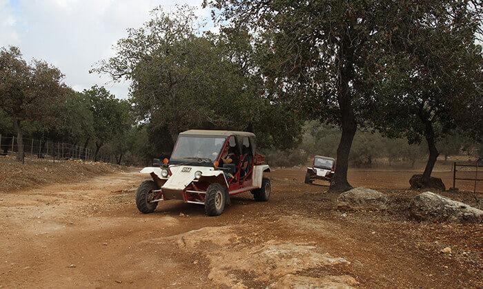 4 חוויית הרוכבים בבית אורן - יום כיף למשפחות