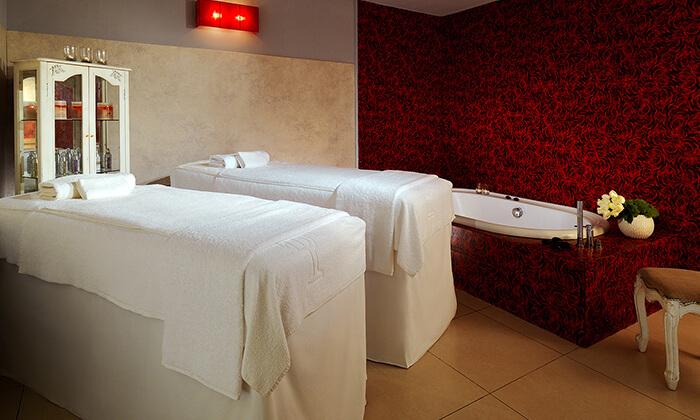 3 עיסוי יחיד וזוגי בסיילו ספא, מלון שרתון תל אביב