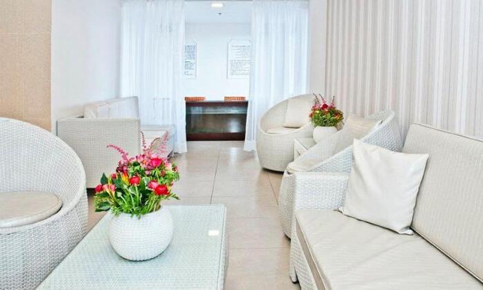 8 עיסוי יחיד וזוגי בסיילו ספא, מלון שרתון תל אביב