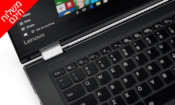 """4 מחשב נייד לנובו Lenovo עם מסך מגע """"14 - משלוח חינם!"""