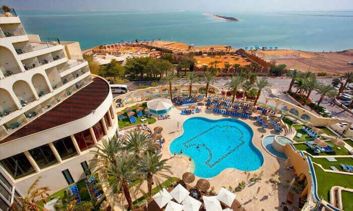 5 יום כיף בספא שיזן במלון דניאל ים המלח
