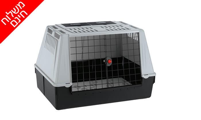 2 כלוב טיסה לכלב אטלס 100 - משלוח חינם!