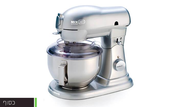 6 מיקסר Mix Chef מקצועי