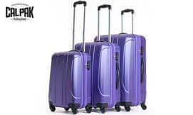 סט מזוודות קשיחות Calpaks