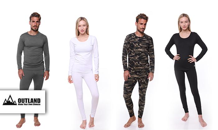 חליפה תרמית לנשים וגברים - משלוח חינם