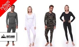 חליפה תרמית לנשים ולגברים
