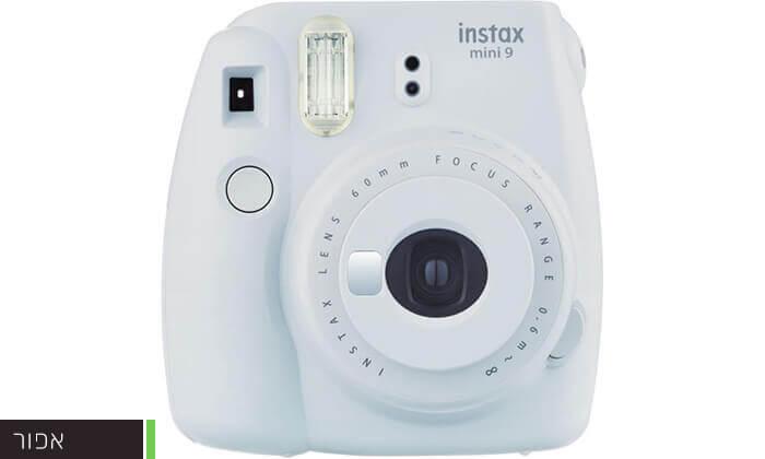 9 מצלמת Fuji Instax