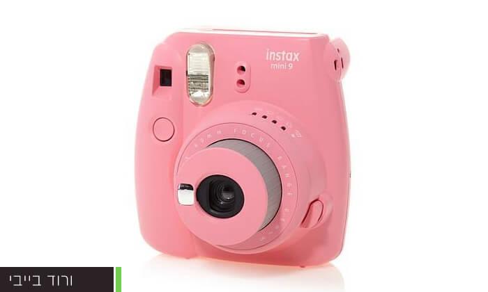 3 מצלמת Fuji Instax