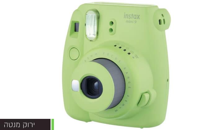 4 מצלמת Fuji Instax
