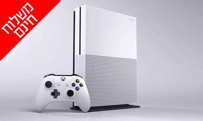 5  קונסולת משחק XBOX ONE S