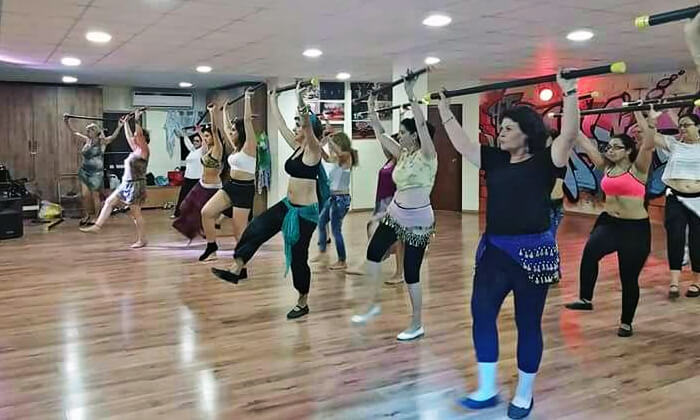 4 שיעורי ריקודי בטן ב- Belly move יפית כהן - קרית אתא, קרית מוצקין